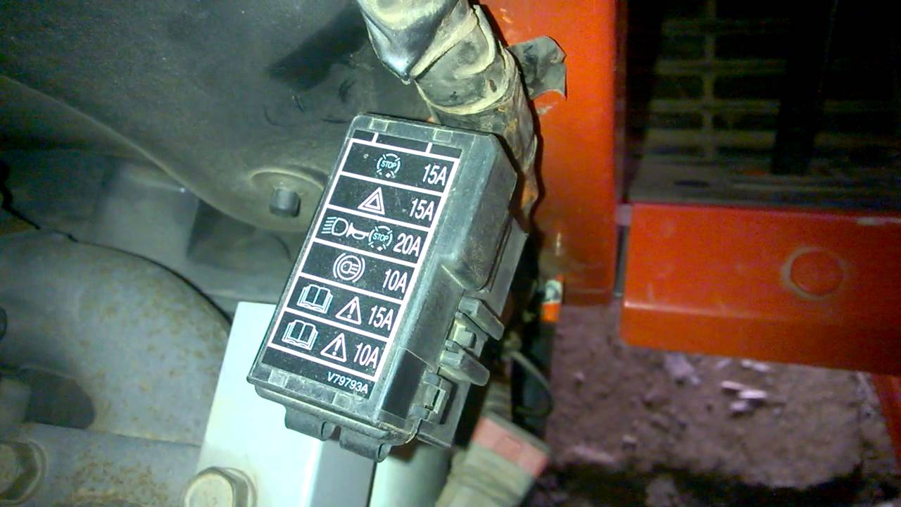 maxresdefault kubota trakt�r s�gorta kutusu fuse box youtube kubota fuse box location at n-0.co
