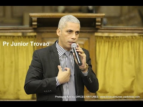 Pastor Junior Trovão - No dia do Juízo final nós encontraremos lá