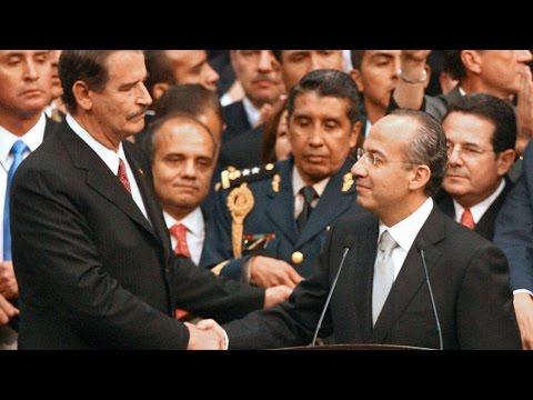 Pensiones millonarias para expresidentes de México