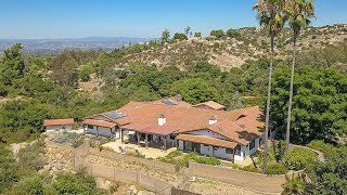 Stunning Views | 4,405 SF Home for Sale | Ramona | 3BR/2BA & (2) Partial BA