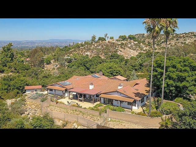 Stunning Views | 4,405 SF Home for Sale | Ramona | 3BR/2BA & (2) Partial BA