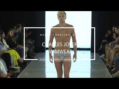 Charles Josef Swimwear North Carolina USA Fashion Design Brand at PLITZS New York City Fashion Week