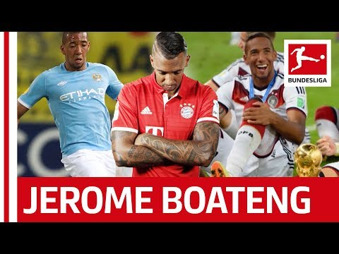 Jerome Boateng - Bundesliga's Best