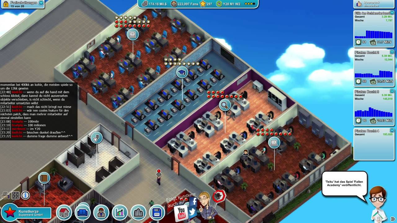 mad games tycoon starting guide