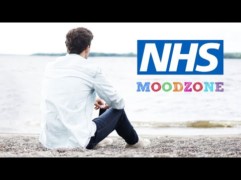 Moodzone: Low mood and depression (AUDIO PODCAST)