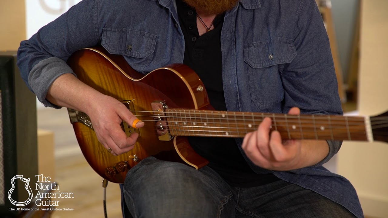 how to build a solid body electric guitar