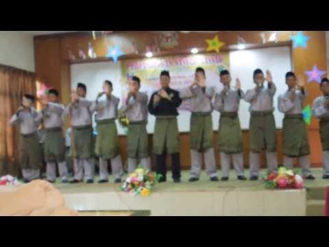 SOUTUL RAUDHAH - PERTANDINGAN NASYID PERINGKAT ZON 3 2013