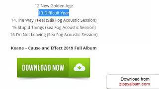 Baixar [Zip Download] Keane Cause and Effect 2019 Full Album
