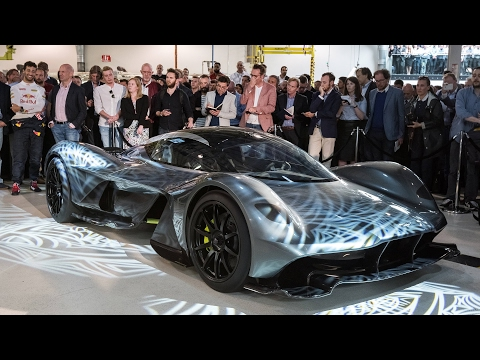 Could Aston Martin's partnership with Rimac end the Regera?!