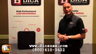 Dica Safety Tech Outrigger Pad - Features And Benefits