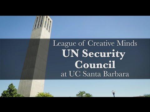 LCM Middle School Santa Barbara Conference | UN Security Council