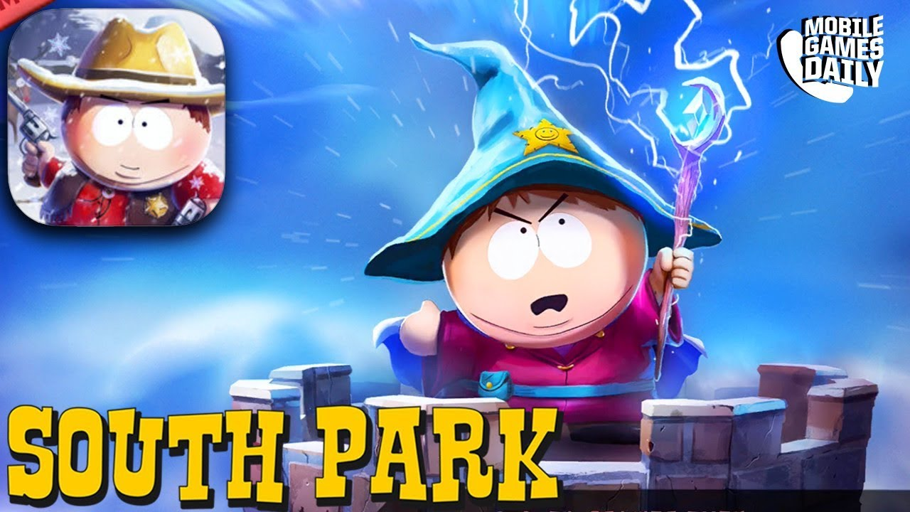 SOUTH PARK Phone Destroyer Gameplay Part 30 - Fantasy Event (iPhone X) - YouTube