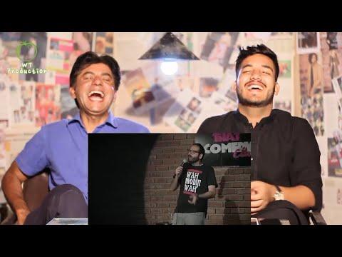 Pakistani Reacts To | KUNAL KAMRA | STAND UP COMEDY 2019 | Reaction Express