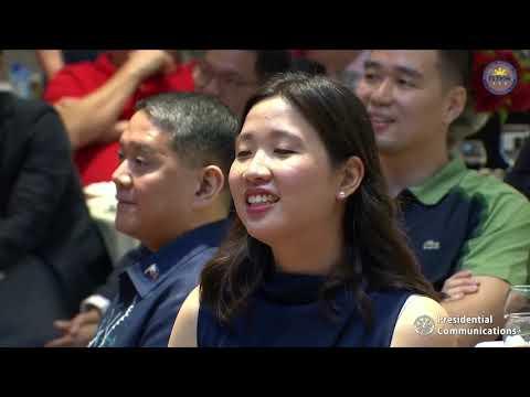 Grand Opening Of The Acacia Hotel Davao  (Speech) 11/22/2019