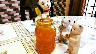 Homemade Pineapple Jam Recipe | How To Make Pineapple Jam | No Preservative Pineapple Jam