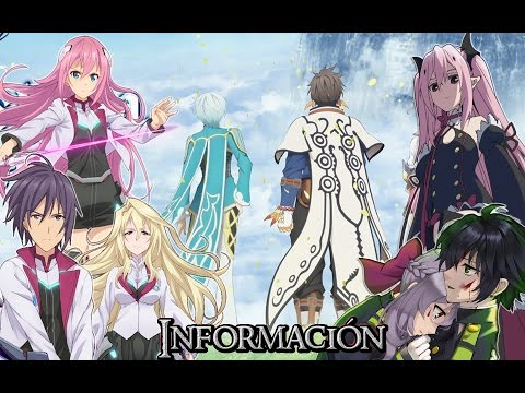 GAKUSEN TOSHI ASTERISK 3, TALES OF ZESTIRIA THE X 2 , Y OWAR