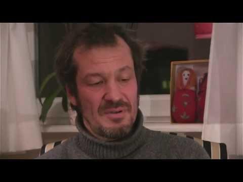 Benoît Verhaert lit «Dilectissima » de Jean-Louis Crousse