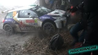 WRC Rally Monte Carlo 2015 - Highlights