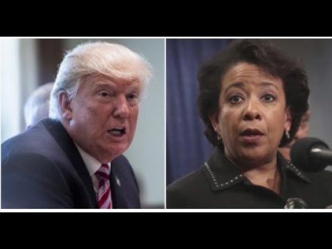 Thumbnail: BREAKING NEWS! TRUMP CALLS FOR NEW LORETTA LYNCH INVESTIGATION TIME TO LAWYER UP!