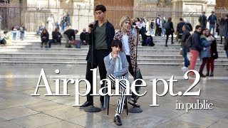 [KPOP IN PUBLIC CHALLENGE SPAIN] AIRPLANE PT.2 BTS Dance Cover by KIH