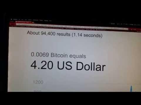 Bitcoin Conversion