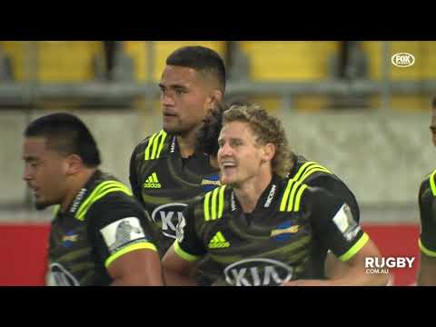 Super Rugby 2019 Round 12: Hurricanes vs Rebels