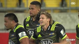 Super Rugby 2019 Round 12: Hurricanes vs Rebels