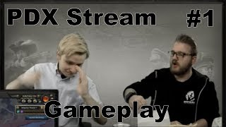 HoI4 Gameplay - PDX Stream - Part 1