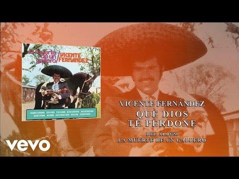 Vicente Fernández - Que Dios Te Perdone (Cover Audio)