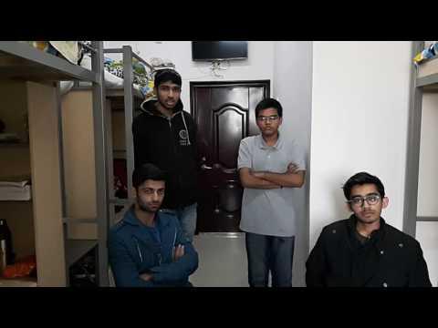 Jiangxi University Student Interview.
