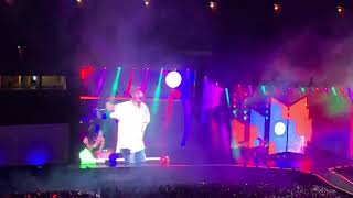 "BTS - Anpanman | BTS WORLD TOUR ""Love Yourself"" Singapore Concert 2019"