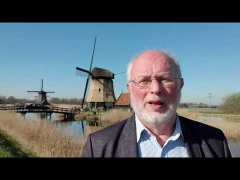 Groen, Water & Land over de poldermolens