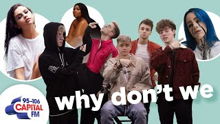 Download Why Don't We Build Their Perfect Popstars | Ultimate Popstar | Capital Mp3 and Videos