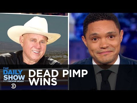 A Dead Brothel Owner Makes History in Nevada | The Daily Show thumbnail