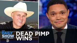 A Dead Brothel Owner Makes History in Nevada | The Daily Show