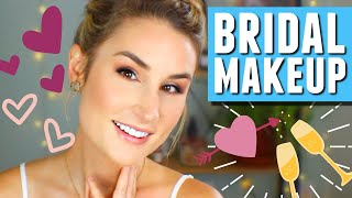 *Requested* BRIDAL MAKEUP TRIAL RUN | Full Coverage Photo Ready Makeup