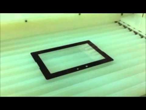 Atmospheric Pressure Plasma Clearning machine TFT LCD glass