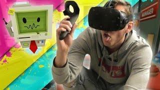 DIE STOMME HOTDOGS! | VR Job Simulator