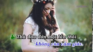 Karaoke Kết thúc buồn - Nam Khang ft Du Thiên - Nguoicodonvn2008.info ( Dual audio)