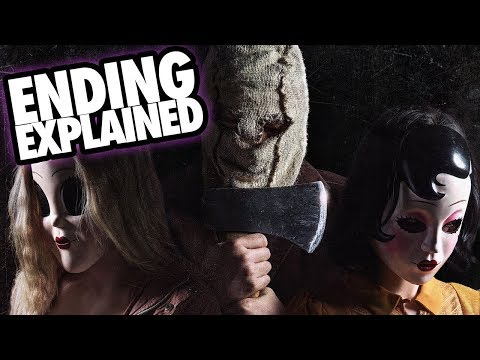 THE STRANGERS: PREY AT NIGHT 2018 Ending Explained + Connections to First Film