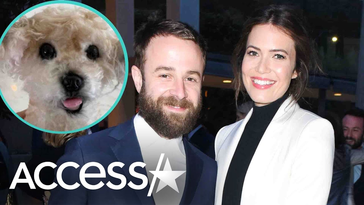 Mandy Moore Gets Replica Of Her Late Dog
