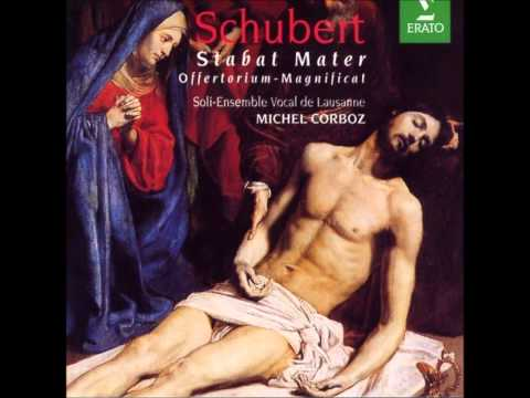 Franz Schubert Stabat Mater in F minor D. 383--Chorus (