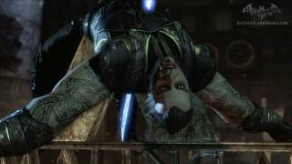 Batman: Arkham City - Easter Egg #7 - Ra's al Ghul Never Dies thumbnail