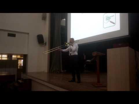 Understanding CV Writing using a trombone...