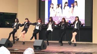 20170326 【1部】原駅ステージA『キャノンボール』リリースイベント@東...