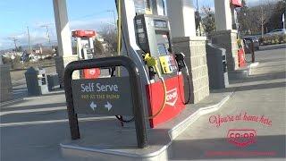 New Co-op gas bar
