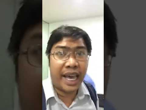 RCBC BANK EMPLOYEE!! Cried for help on his facebook live..