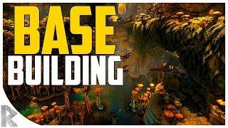 BASE BUILDING! - The Best Beginner Base Location - Ark Aberration Expansion Pack DLC EP#2