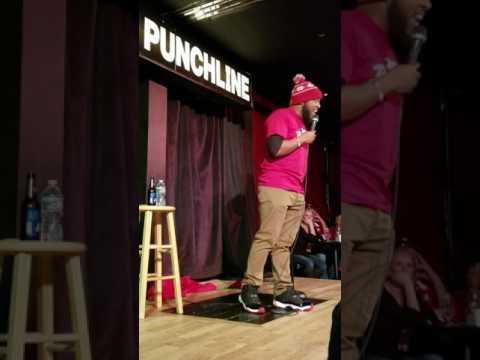 Funny Maine Jermaine @ Punchline