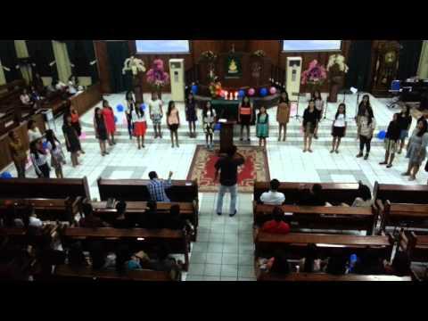 Alleluia (Sally K. Albrecht) - JESIRA Girls Choir
